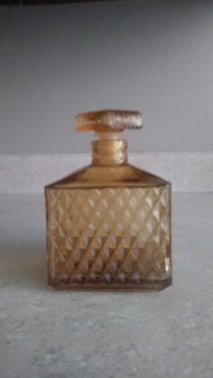 Antique Glass Perfume Bottle for Sale in Columbus, OH