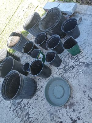 Plant pot all for Sale in Lake Worth, FL
