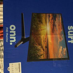 "22"" onn FHD monitor for Sale in Old Bridge Township, NJ"