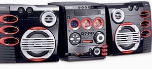Philips FWC577 5-CD Mini Stereo System for Sale in Miami, FL