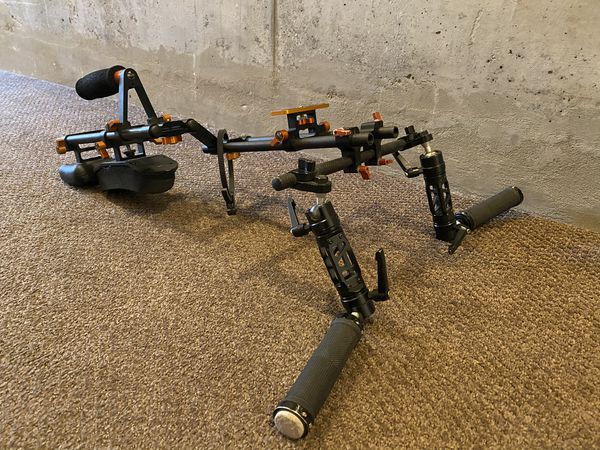 Jag35 Shoulder Rig Video Support