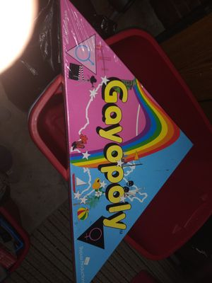 New Gayopoly board game for Sale in Warren, MI