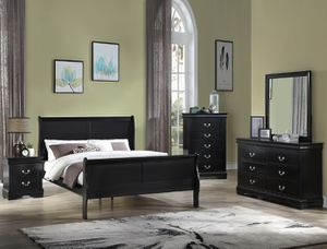 Queen 4 pc bedroom set for Sale in Glendale, AZ