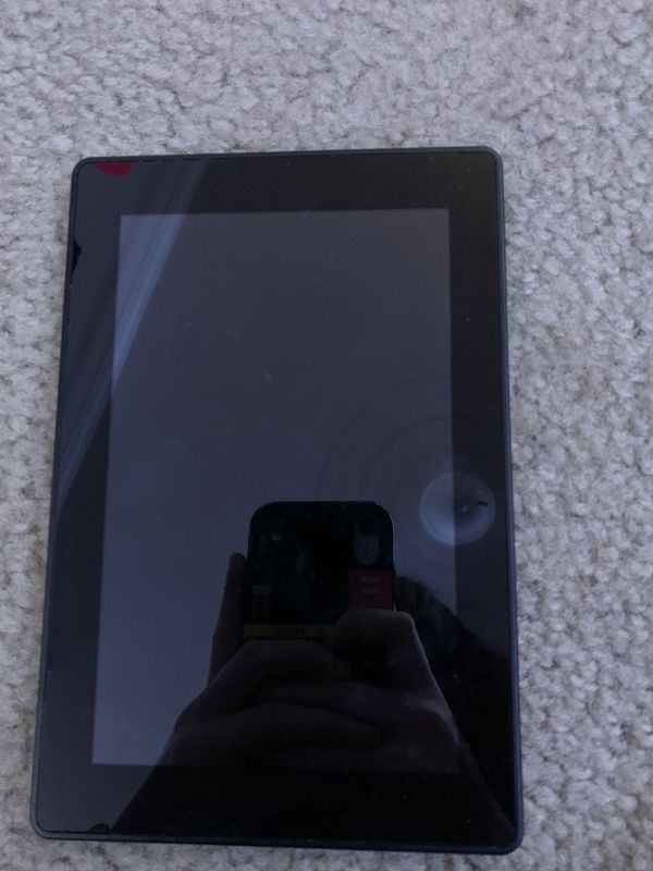 Kindle fire (needs battery replaced)
