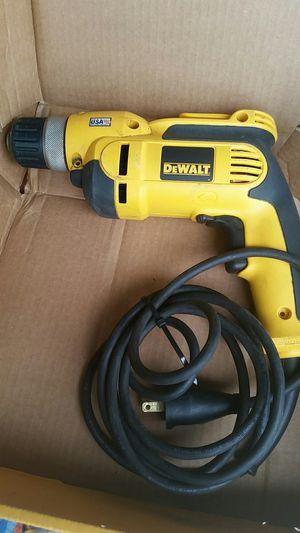Dewalt electric drill like new for Sale in Stockton, CA