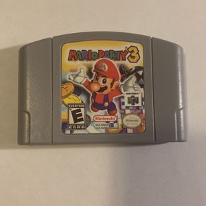 Super Mario Party 3 Nintendo 64 N64 for Sale in Worcester, MA