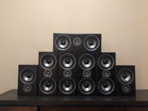 Polk Audio Monitor Series II - 7.0 Speaker Set for Sale in Phoenix, AZ