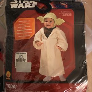 Yoda Costume for Sale in Oxnard, CA