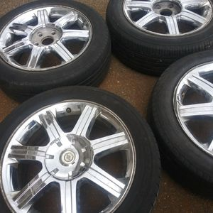 Set Of 19inch Wheels&Tires for Sale in Ephrata, PA