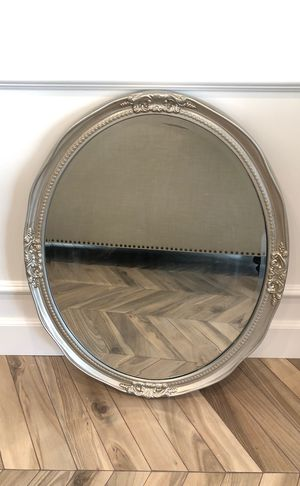 Gold Oval Mirror for Sale in Glendale, CA