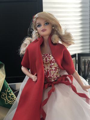 2010 Holiday Barbie- collector doll for Sale in Seattle, WA