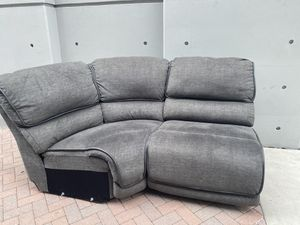 Man Wah Couch 3 Seater - Great Condition for Sale in Tampa, FL
