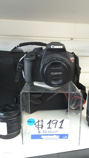 Canon Digital Camera with charger ! SALE !! for Sale in Olympia Heights, FL