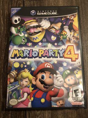 Mario Party 4 - Nintendo GameCube for Sale in Everett, WA