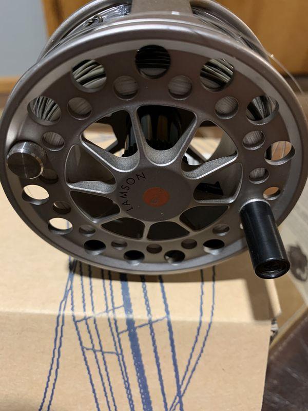Lamson Waterworks Guru 2.0 Fishing Reel