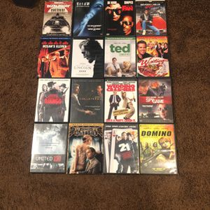 Lot Of DVD for Sale in Chino, CA