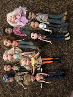10 Bratz Doll for Sale in Hemet, CA