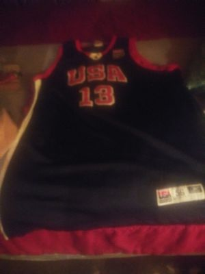 Basketball basketball all-star jersey for Sale in Lakeside, TX