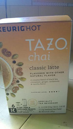 Keurig chai latte for Sale in Los Angeles, CA