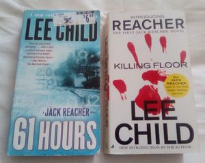 Lee Child books. $5 each. for Sale in Kennedale, TX