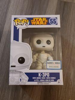 Funko Star Wars K-3PO - $15 for Sale in City of Industry,  CA