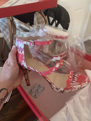 Kelly and Katie super cute heels brand new size 8.5 for Sale in Naperville, IL