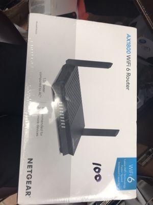 Netgear WiFi router for Sale in Houston, TX