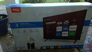 TCL 32in LED Smart TV for Sale in Lecanto, FL