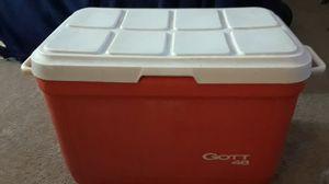 Vintage Gott 48 qt. Cooler for Sale in Oceanside, CA