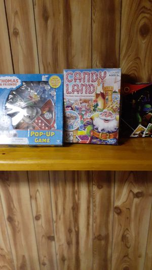 Kids board games for Sale in Worcester, MA