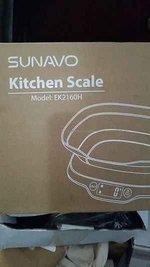 Kitchen scale for Sale in Los Angeles, CA