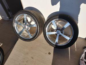 Corvette OEM rims for Sale in Santa Fe, NM