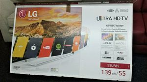 """55"""" 4K LG TV -- NEW Smart Television for Sale in Memphis, TN"""