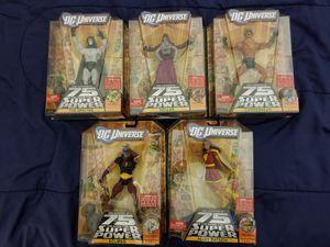 2009 DC Universe Classics figures for Sale in Miami Springs, FL