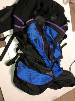 THE NORTH FACE Hiking Climbing Backcountry Backpack L for Sale in Richmond, VA