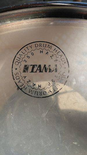 TAMA Quality Drum Head 250 Hazy, 200, for Sale in Dallas, TX