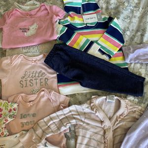 Baby Girls Clothes Size 3/6 And 6/9 for Sale in Kissimmee, FL