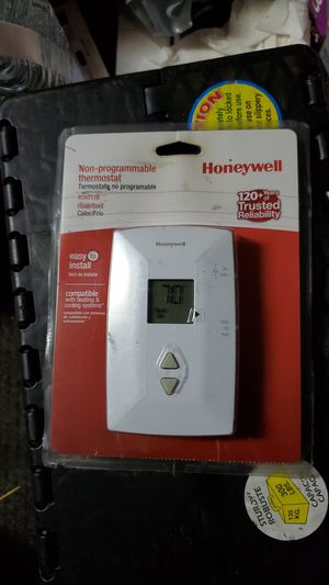 Honeywell's thermostats for Sale in Monterey Park, CA