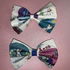 Frozen hair bow girl accessories for Sale in La Verne, CA