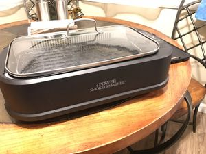 Electric Indoor Smokeless Grill & Griddle for Sale in Alameda, CA