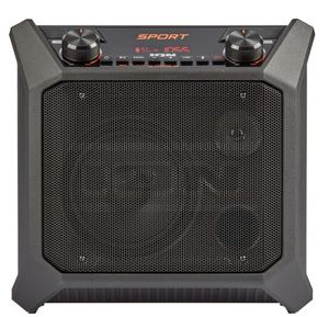 ION Audio - Sport Tailgate Portable PA Speaker - Black for Sale in New York, NY