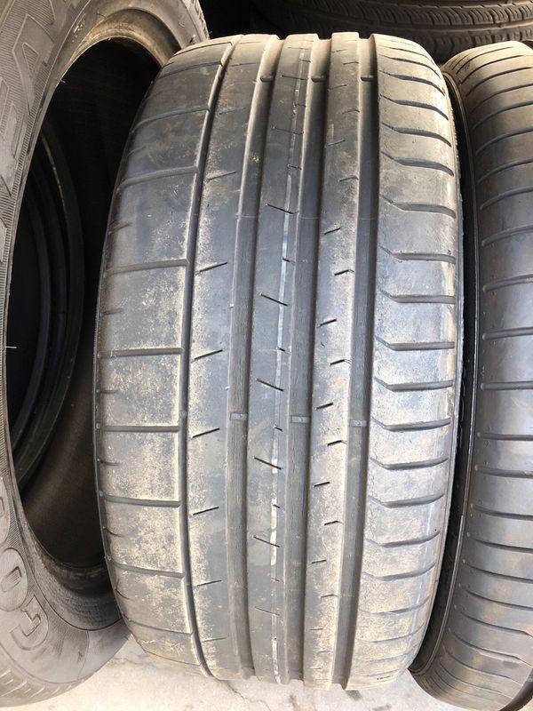 235/35/20 Pirelli tire