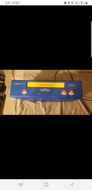 Pikachu VHS (missing remote) for Sale in North Little Rock, AR
