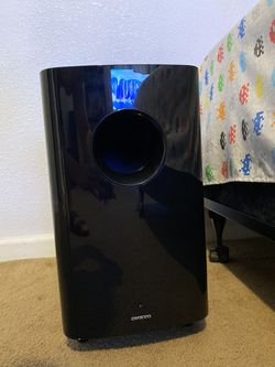 Onkyo (Powered Subwoofer) 163watts for Sale in Stockton,  CA