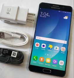 Samsung Galaxy Note 5 , Unlocked for All Company Carrier, Excellent Condition like New for Sale in Springfield,  VA