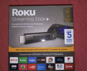 Roku streaming stick plus for Sale in La Puente, CA