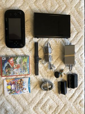 Nintendo Wii U - Like New for Sale in Brentwood, TN
