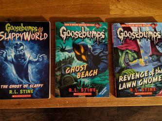 Goosebumps Books for Sale in Santee,  CA