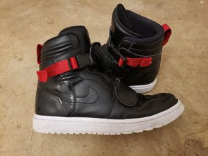 Size 12M Nike Air Jordan Mens 1 Moto Shoes for Sale in Yelm, WA