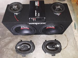 Car audio system. for Sale in Columbus, OH